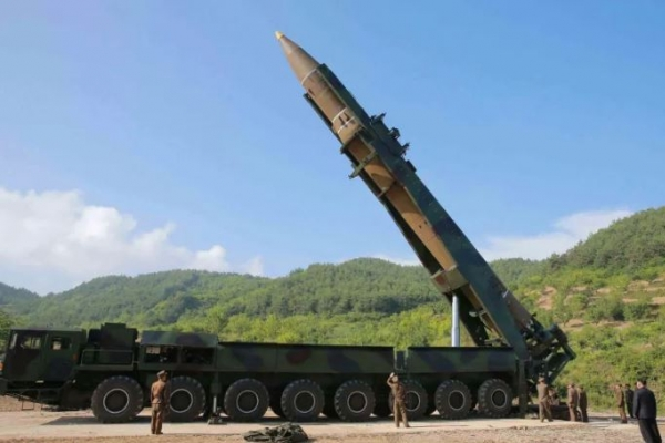 No attack weapons deployed on N. Korea's Hambak Island in Yellow Sea: Seoul ministry