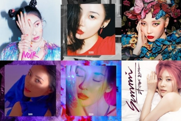 #Sunmipop: 7 Songs to celebrate the best of Sunmi