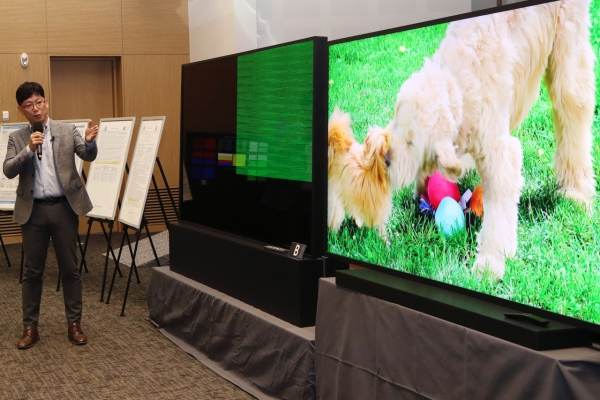 [News Focus] Look into Samsung-LG 8K TV spat