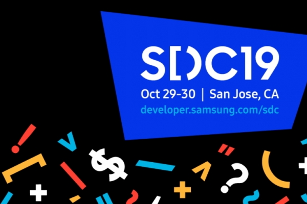 Samsung leaders to announce future vision at SDC 2019 in October