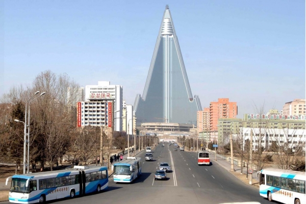 Weather agency says 3.5 magnitude quake occurs in Pyonggang, North Korea