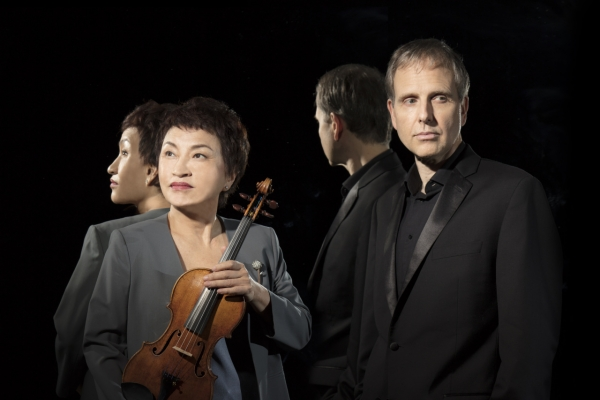 [Herald Review] 'Lifetime companions' grace stage with complete Brahms sonatas