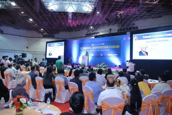KOTRA forum to promote Korea-India business cooperation