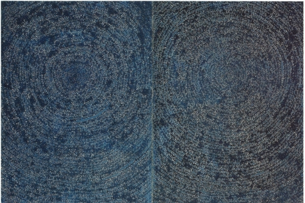 Major work by abstract master Kim Whan-ki to be put up for auction in HK