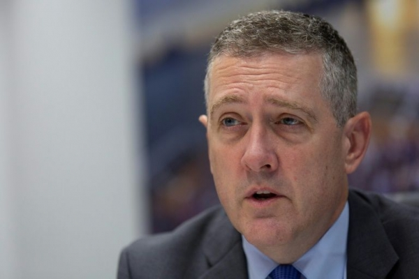 Prepare for a world with more tariffs, US Fed's Bullard says