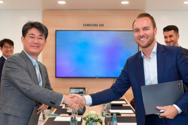 Samsung SDI to supply EV battery cells for Germany's Akasol