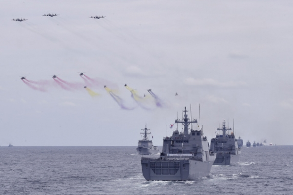 No decision made yet on Seoul's participation in Japan's fleet