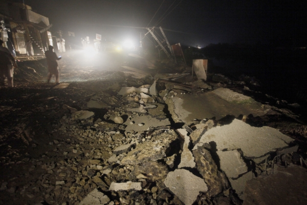 19 killed, dozens wounded as Pakistan jolted by shallow 5.2 quake