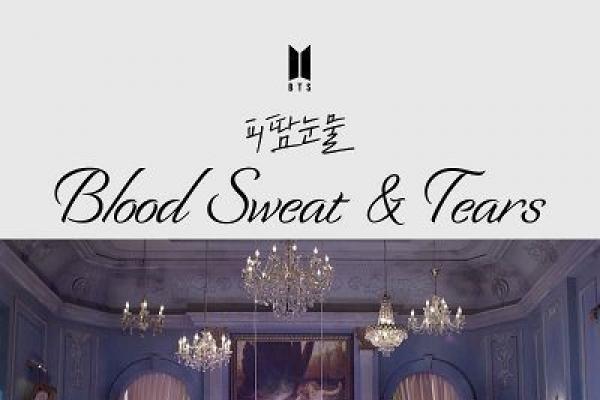 BTS video 'Blood Sweat & Tears' hits 500m YouTube views