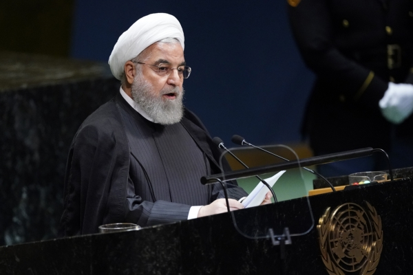 No UN breakthrough: Iran rules out talks as US intensifies sanctions
