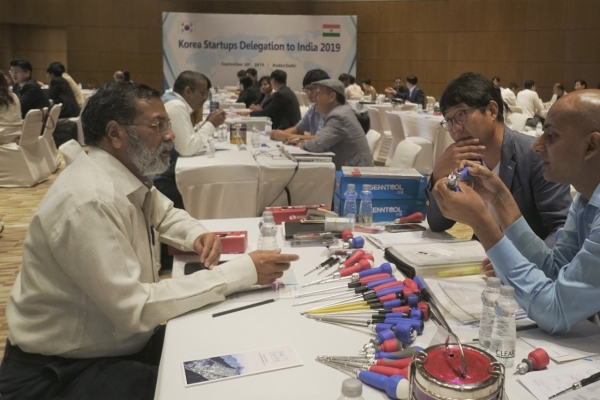 KOTRA hosts Korea consumer goods fair in India