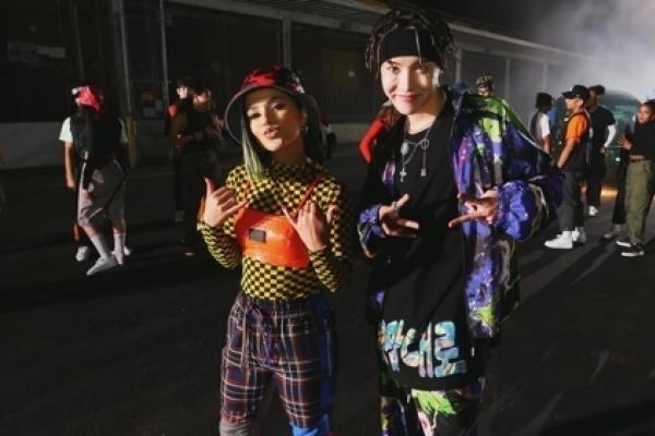 BTS 제이홉, 美가수 베키지와 '치킨 누들 수프' 음원발매