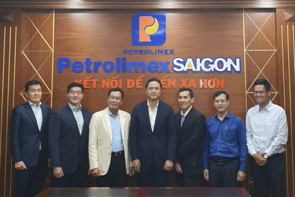 GS Caltex partners with Petrolimex Saigon for gas station operations