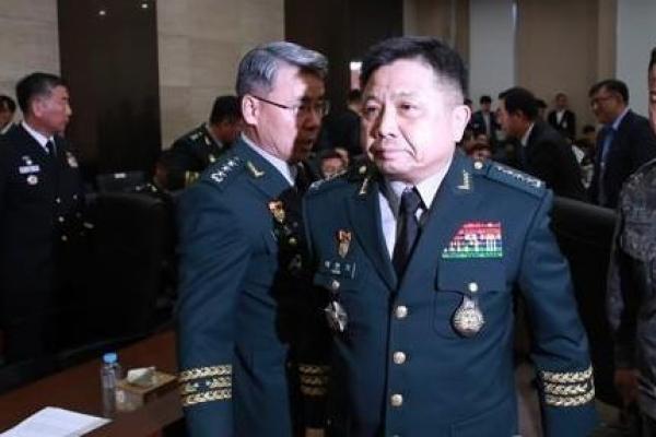 S. Korea's JCS chairman to visit Washington to meet US counterpart