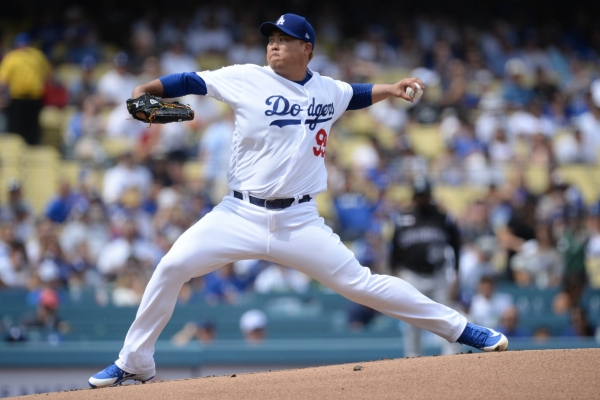 Dodgers' Ryu Hyun-jin clinches ERA title with 7 shutout innings in final reg. season start