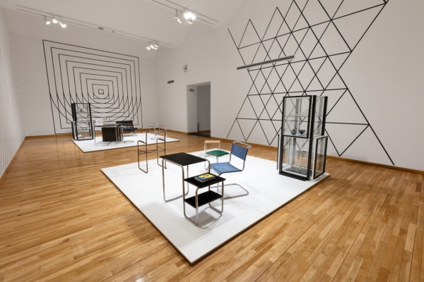 Bauhaus designs shown in Seoul