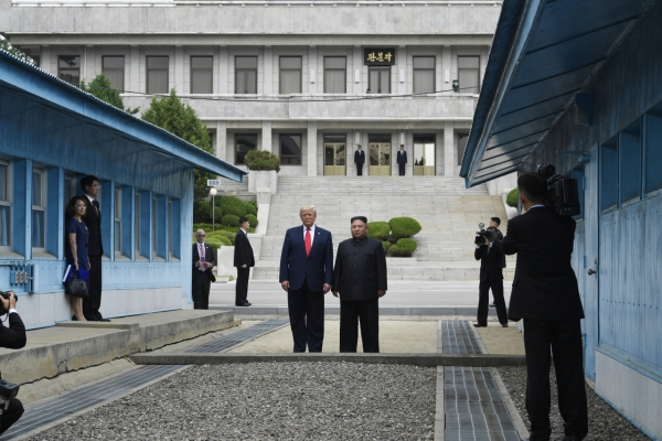North Korea urges US to turn words into action