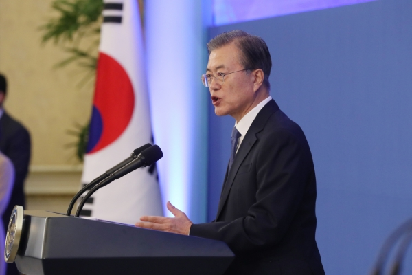 Moon reaffirms prosecution reform with collective responsibility