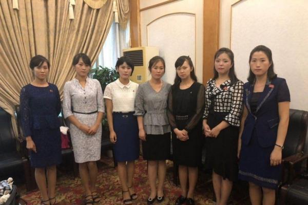 International lawyers urge Seoul to repatriate N. Korean waitresses