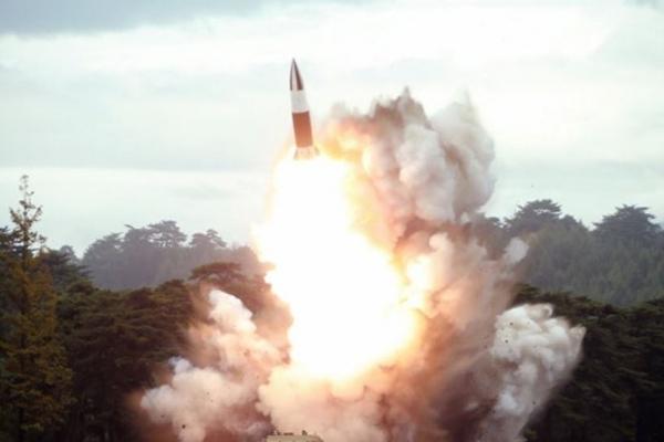 N. Korean projectile may have breached Japan's EEZ: Tokyo