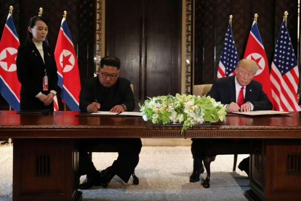[News analysis] US, North Korea likely to discuss security guarantees in upcoming nuke talks