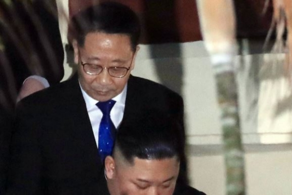 NK top nuke envoy arrives in Beijing possibly on way to talks with US