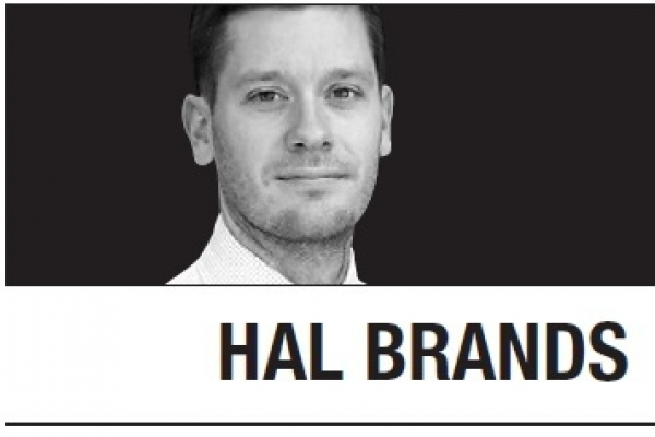 [Hal Brands] Singapore has some tough advice for US and China