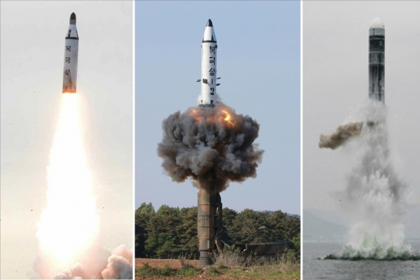 North Korea's nuclear negotiators head to Sweden after successful SLBM launch