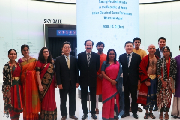 [Diplomatic circuit] Indian Embassy launches fifth 'Sarang Festival' to spread Indian culture