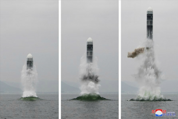 UNSC says North Korea's SLBM launch violates resolutions