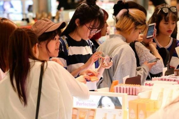 Consumers overseas lust after Korean beauty products most: survey