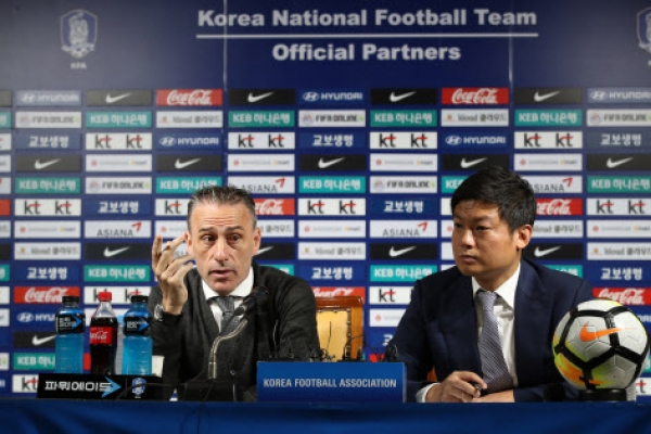 S. Korea to travel to Pyongyang for World Cup qualifier via Beijing on match's eve