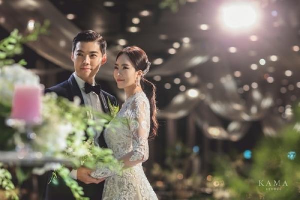 강남-이상화 결혼…