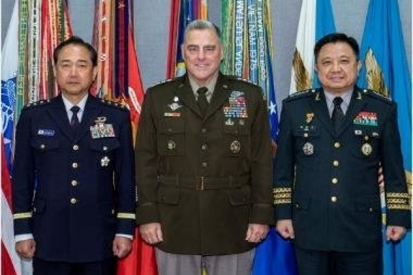 NK propaganda outlet denounces meeting of military chiefs of S. Korea, US, Japan