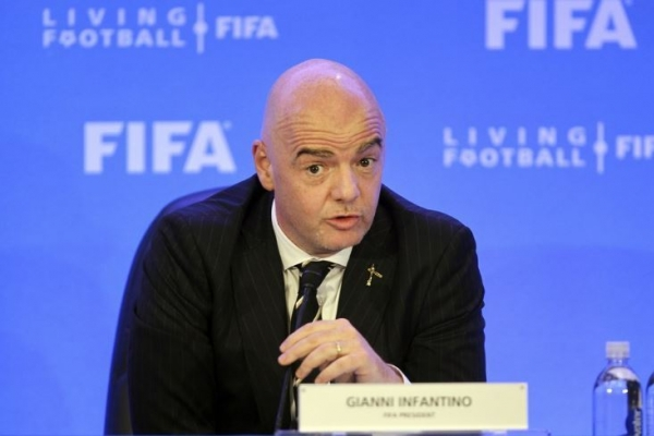 FIFA president to watch inter-Korean football game in Pyongyang