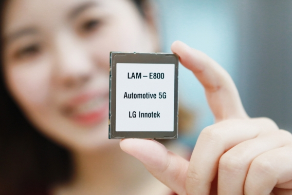 LG Innotek develops first Qualcomm chip-based module for cars