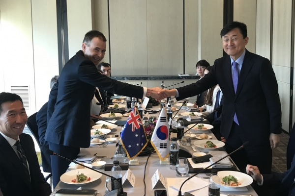 S. Korea, Australia hold vice-ministerial talks on bilateral ties