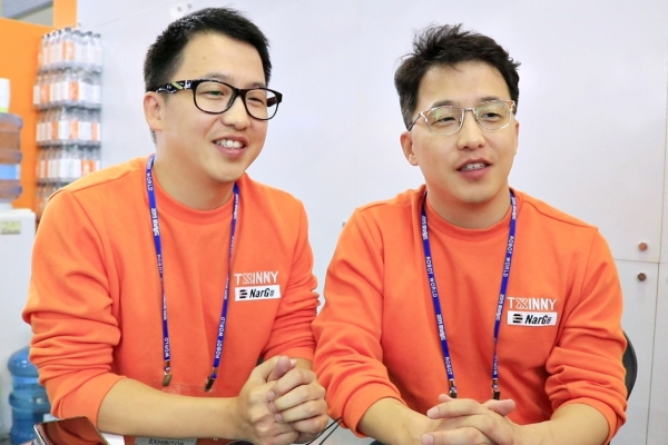 [Herald Interview] Twinny to challenge global robotics heavyweights