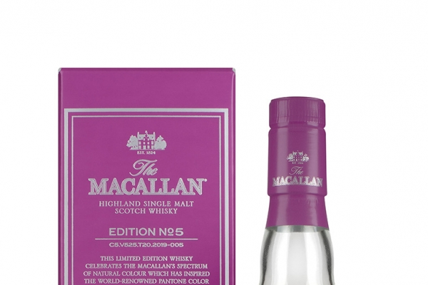 Macallan releases Edition No. 5 in new color
