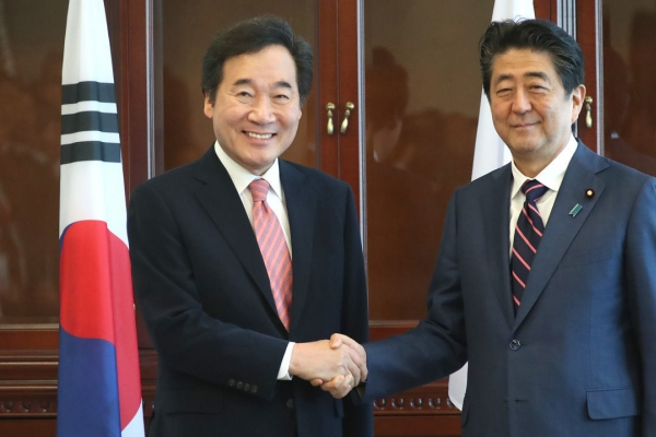 PM Lee likely to hold talks with Abe next week: Seoul official