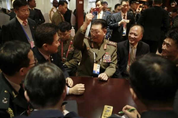 Senior NK military official in Beijing to attend regional security forum