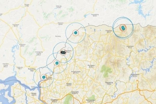 9th case of African swine fever found in wild boar near inter-Korean border