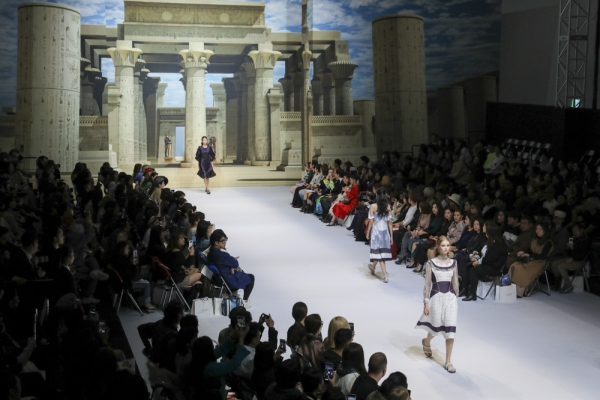 Seoul Fashion Week suggests fresh looks for 2020