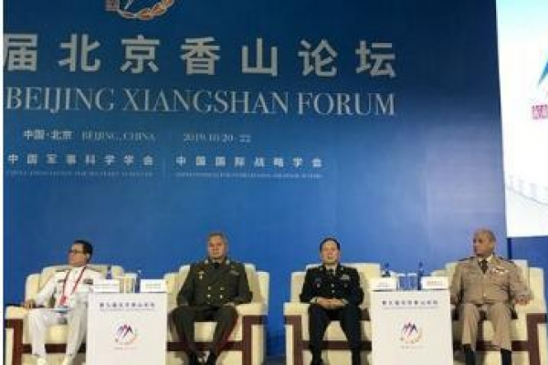 China's defense chief meets vice defense ministers from Koreas: Xinhua