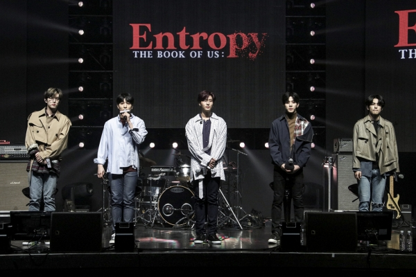 Day6 returns with 'Sweet Chaos' amid ongoing world tour