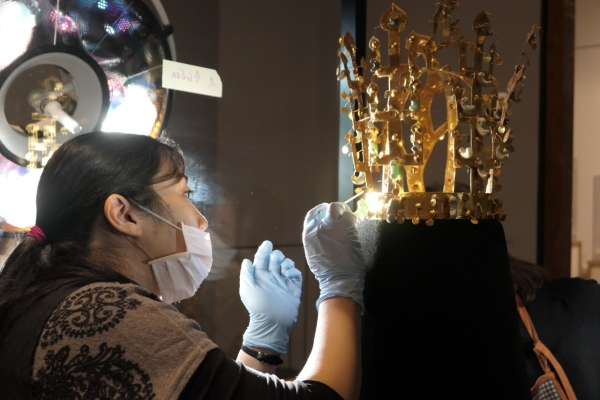 Some 400 Korean artifacts on show in Poland, first in Eastern Europe