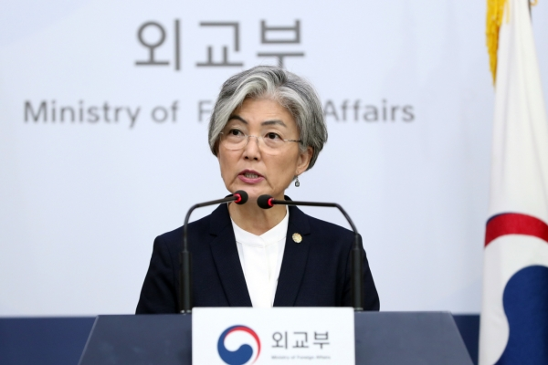 Minister: N. Korea frustrated with standstill on inter-Korean project