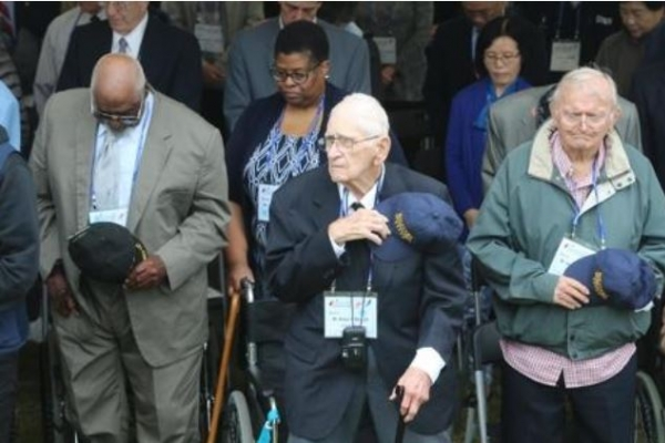 74th United Nations Day celebrated in Busan by Korean War veterans