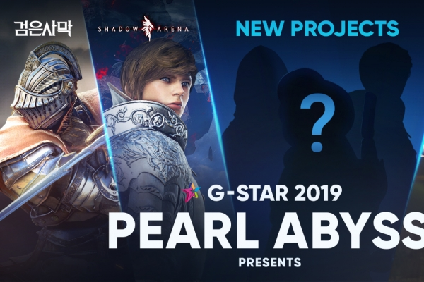 Pearl Abyss aims at global market through G-Star