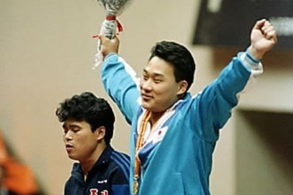 S. Korean wins gold at youth weightlifting competition in Pyongyang